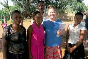 mponela site visit